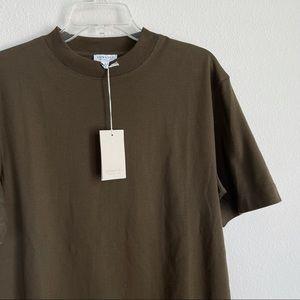 Sunspel Short Sleeve Tee T Shirt